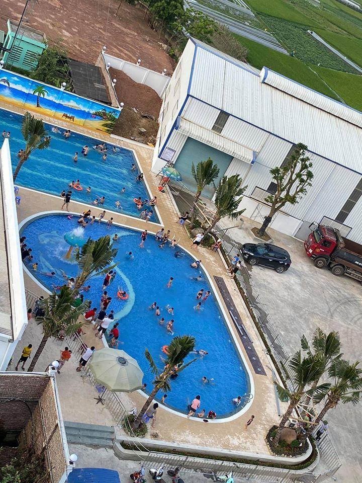 Bể bơi phổ yên