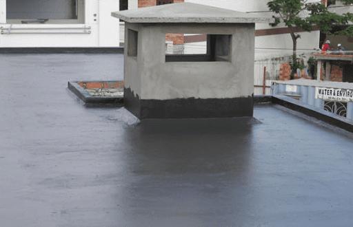 Thấm trần nhà