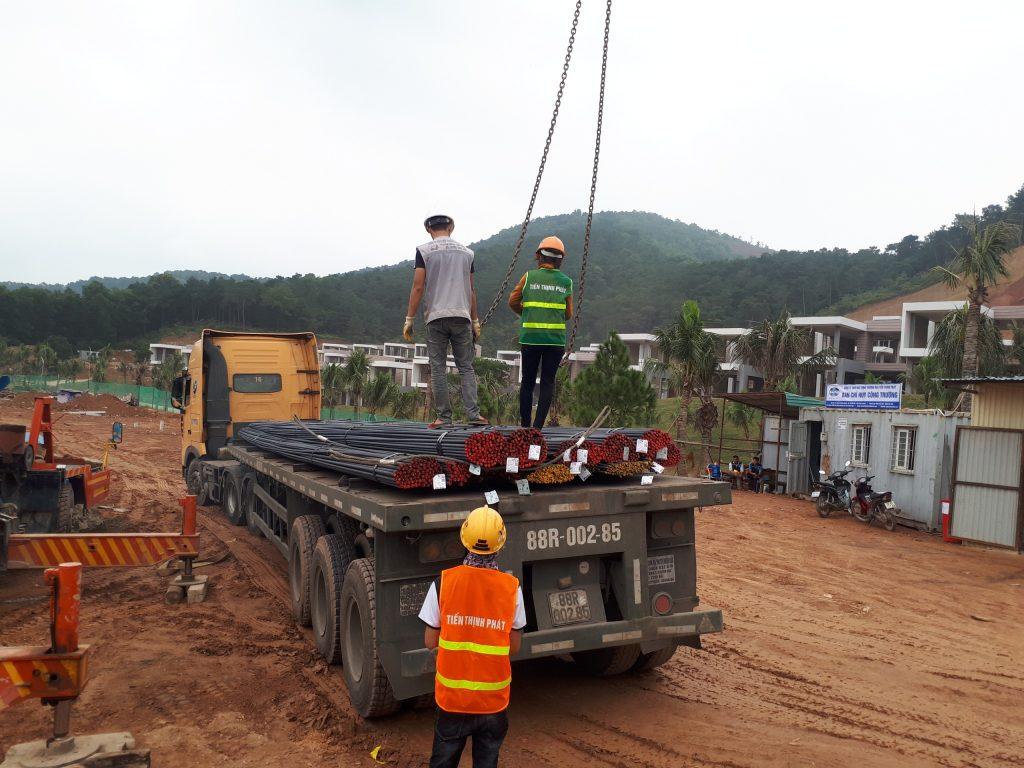 cung cấp các loại thép xây dựng tại thái nguyên