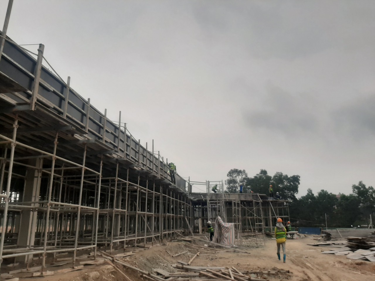 khu công nghiệp Sơn Cẩm